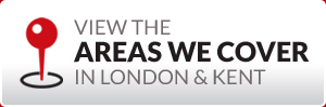 Areas we cover in London & Kent